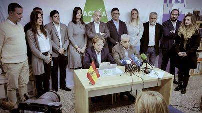 El general Fulgencio Coll, número uno de Actúa-Vox al Ayuntamiento de Palma