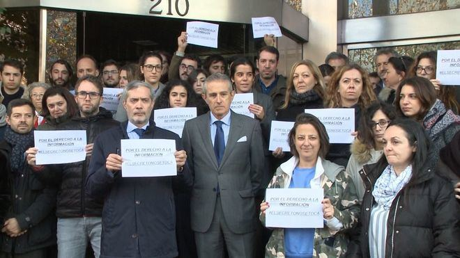 La querella de Europa Press y Diario de Mallorca califica el auto de 'ataque letal' para la democracia
