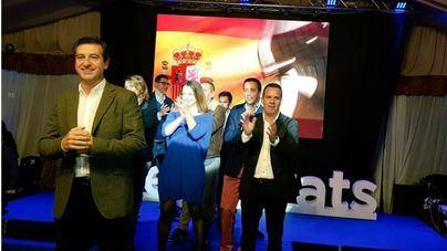 """Company se encara al Pacte: """"aquí no dejaremos que pase de lo de Cataluña"""""""