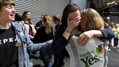 El Parlamento de Irlanda aprueba el borrador para la legalización del aborto