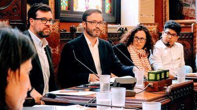 El tripartito de Cort pedirá al Gobierno limitar a 30 kilómetros por hora la circulación en Palma