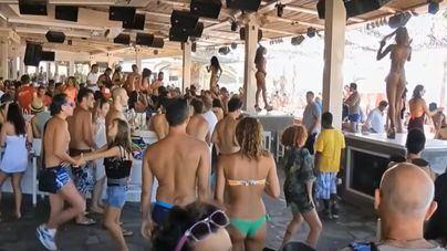 """Alertan de la proliferación de """"falsos clubes náuticos"""" en Baleares en forma de beach clubs"""