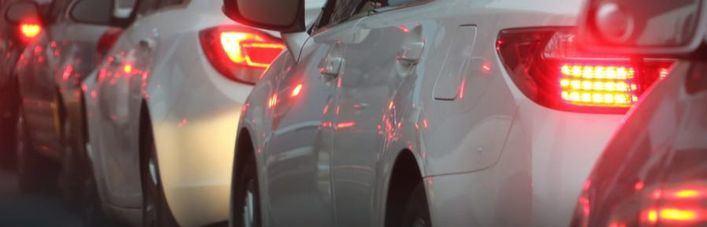 Retenciones kilométricas en la carretera de Manacor por un accidente mortal