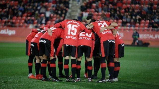 El Mallorca pierde 1-0 contra el Sporting de Gijón