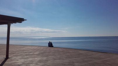 Cielos poco nubosos y subida de las temperaturas este domingo en Baleares
