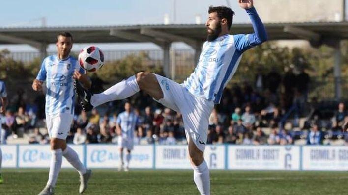 Victoria del Baleares 1-0 en el último partido del año en Son Malferit