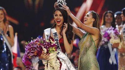 Catriona Gray da a Filipinas su cuarta corona de Miss Universo