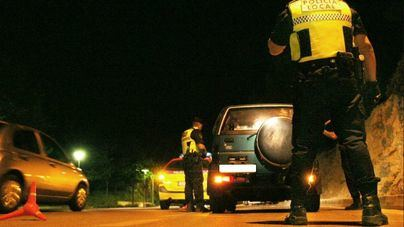 13 conductores de Ibiza denunciados por consumo de alcohol y drogas