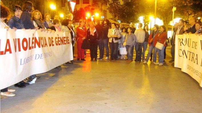 Baleares, la comunidad con el porcentaje más alto de mujeres maltratadas