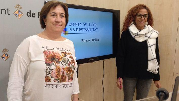 Cort imita al Govern y saca 127 plazas de funcionarios para Palma antes de las elecciones