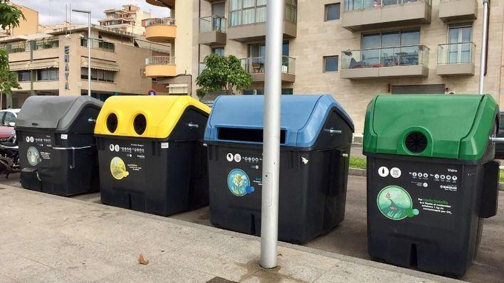 Aumenta la recogida selectiva en Mallorca