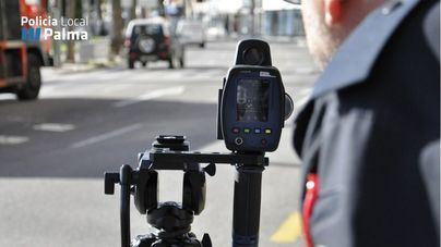 Palma lanza una campaña de controles contra drogas y alcohol al volante en Navidad