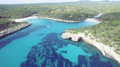 Santanyí pide que se mantengan los servicios de las playas del Parc Natural de Mondragó