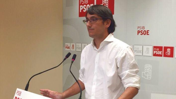Negueruela, coordinador de la Conferencia Política de marzo de 2019