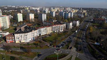 Sosnowiec, ciudad de Polonia