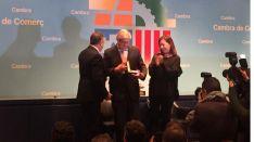 La Cámara de Comercio homenajea a su expresidente José Luis Roses