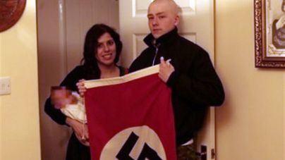 A la cárcel por bautizar a su hijo Adolf Hitler