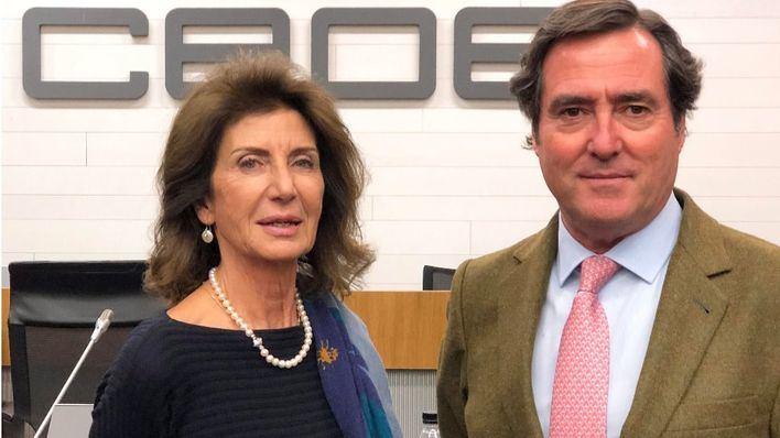 Carmen Planas, presidenta de la Comisión de Responsabilidad Social Empresarial de CEOE