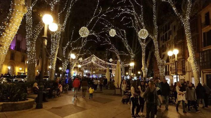 Palma es la ciudad española más buscada por los viajeros alemanes para Fin de Año