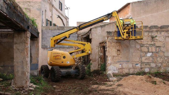 Cort comienza la demolición de la antigua discoteca Zhivago