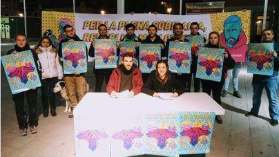 Diada de Mallorca independentista: feminismo y república contra la masificación turística