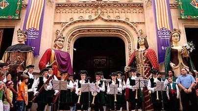 60 actividades culturales programadas en 13 localidades para la Diada de Mallorca de este año