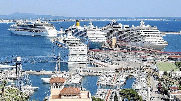 La industria de cruceros reducirá las emisiones de carbono en un 40% para 2030
