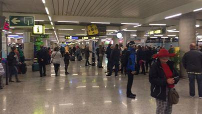 Hoy es el día de estas Navidades con más tráfico en los aeropuertos de Baleares