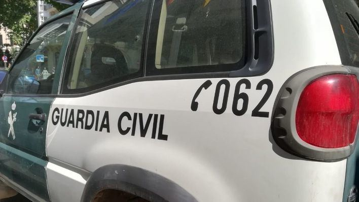 En estado muy grave un motorista de 66 años tras colisionar contra un vehículo en la carretera Inca-Lluc