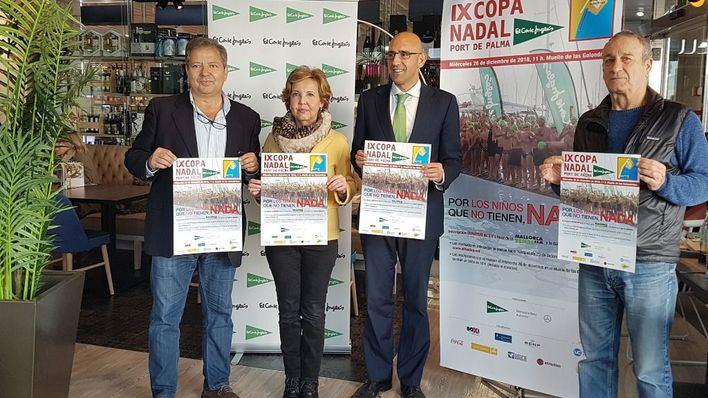 Chapuzón solidario a beneficio de Mallorca Sense Fam