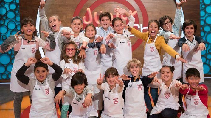 Dos niños de Baleares, entre los 16 aspirantes de 'MasterChef Junior'