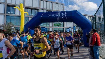 Más de 600 personas participan en la carrera solidaria de Rafa Nadal