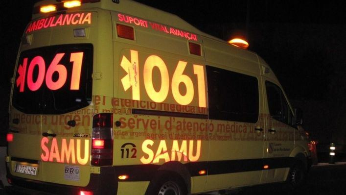 Un motorista de 24 años fallece en Ibiza tras chocar contra un coche