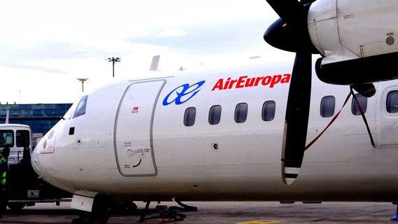 Air Europa supera por primera vez los 11 millones de viajeros en un año