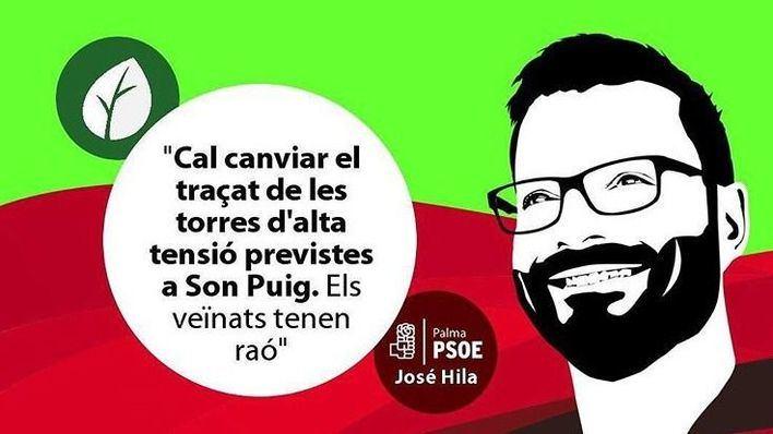 """Hila dice ahora que no se puede soterrar Son Puig por los informes técnicos y el PP le llama """"mentiroso"""""""