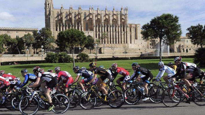 El Movistar de Valverde encabeza la lista de equipos para la Challenge