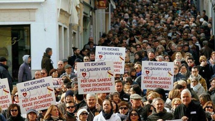 Moncloa retira el recurso contra la exigencia del catalán en el IbSalut