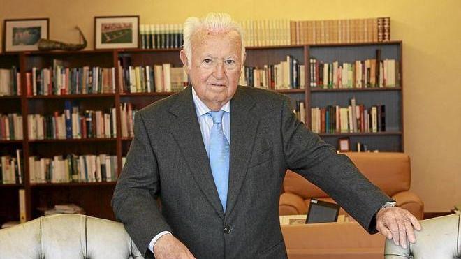 Fallece el empresario y banquero mallorquín Miguel Nigorra Oliver