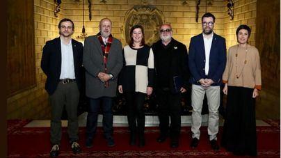 """Libertad para """"los presos políticos"""" en el pregón del Estendard, """"símbolo de la cultura catalana"""""""
