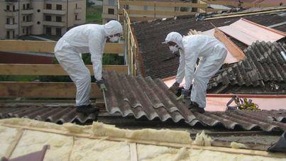 Prevén retirar los materiales con amianto de los edificios públicos de Baleares antes de 2024