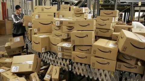 La entrega de los pedidos de Amazon para Reyes peligra por las huelgas