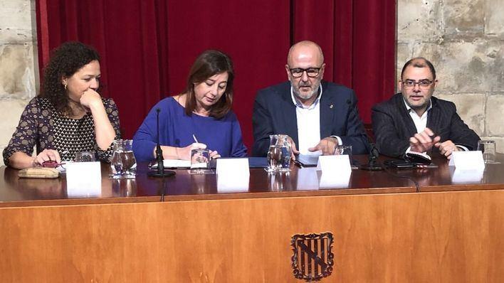 El Govern paga 10 de los 98 millones de su deuda con el Consell de Mallorca