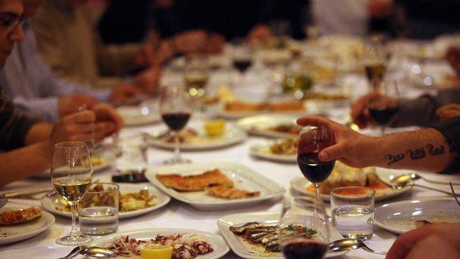 Aumentan los niveles de colesterol un 20 por cien después de Navidad