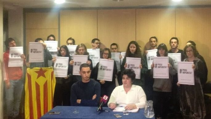 Arran y Alerta Solidària denuncian haber sufrido