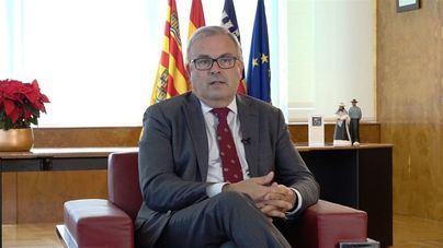 Vicent Torres confía en que Ibiza 'siga avanzando' en 2019