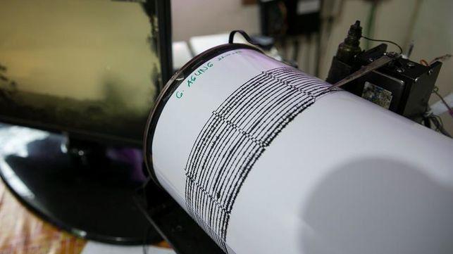 Un terremoto de magnitud 5,8 sacude la isla indonesia de Sumatra