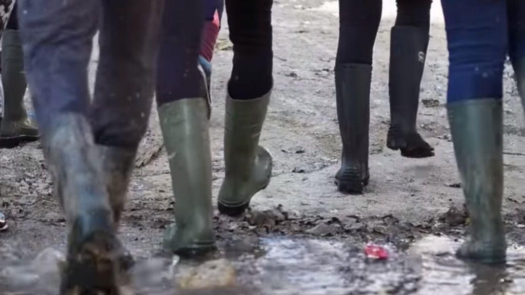 Som Aquí: el emocionante videoclip de los jóvenes de Sant Llorenç para dar las gracias a los voluntarios