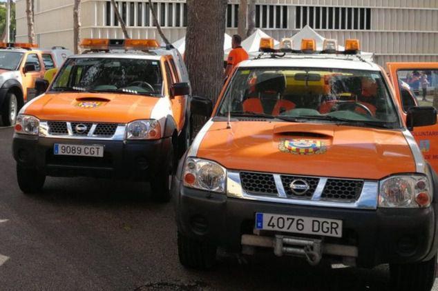Localizan en buen estado a un hombre de 90 años perdido en Formentera