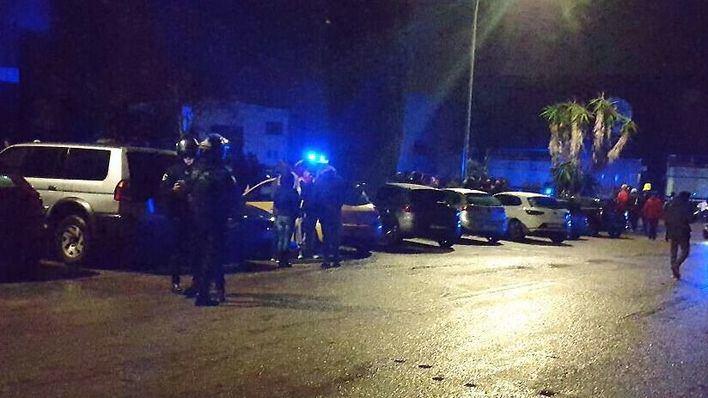 25 peleas, 18 accidentes de tráfico y 4 robos, saldo de la Nochevieja mallorquina