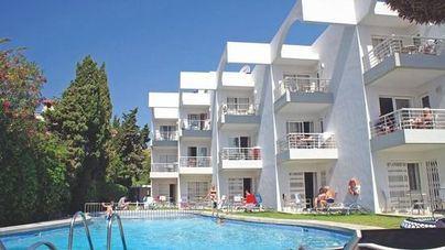 Caen el 5 por ciento las pernoctaciones en apartamentos de Baleares